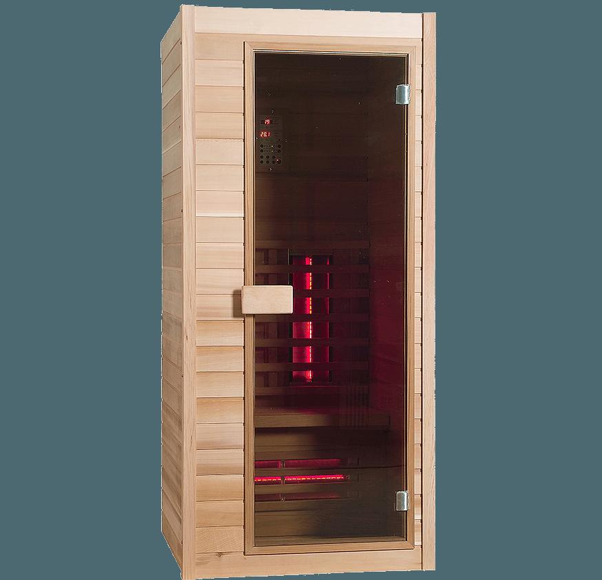 Afbeelding van Healthvision Exclusive One Infrarood cabine