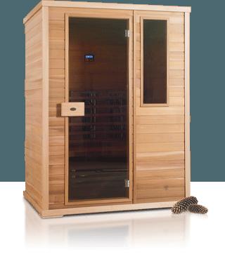 Afbeelding van Healthvision Exclusive Four Infrarood cabine