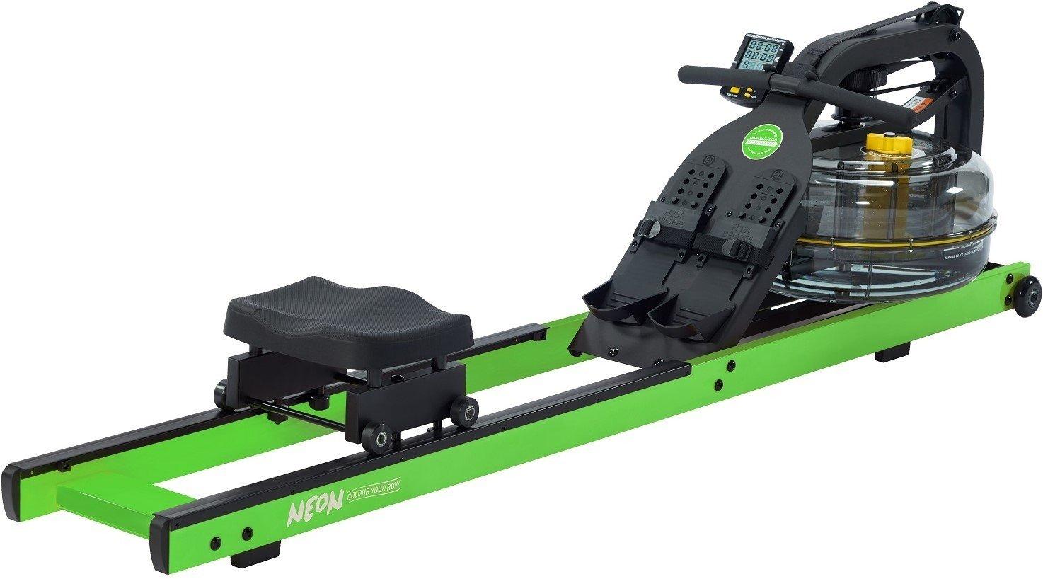 Afbeelding van First Degree Fitness Neon Roeitrainer Groen