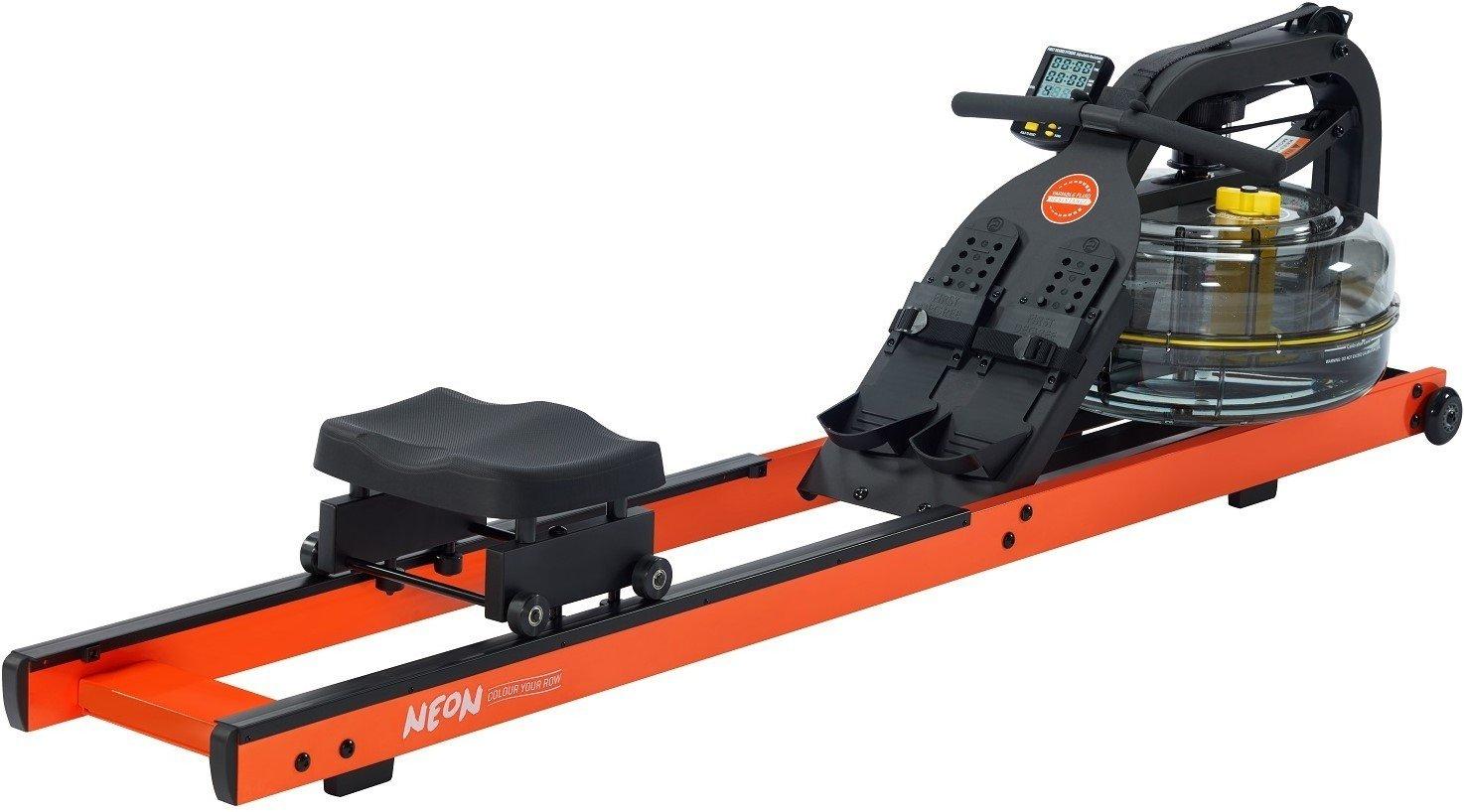Afbeelding van First Degree Fitness Neon Roeitrainer Oranje