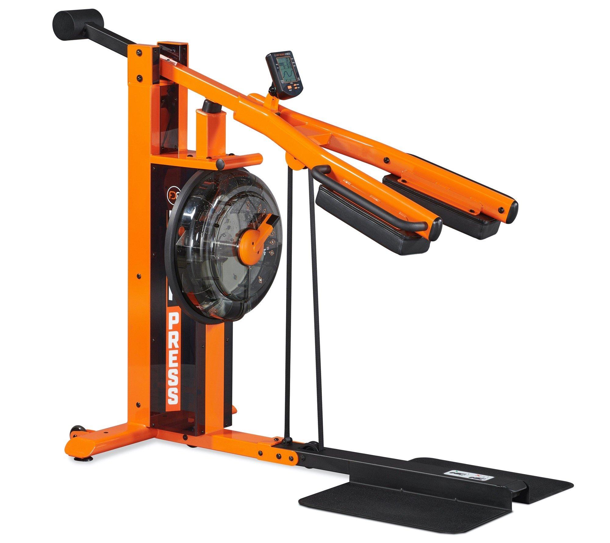 Afbeelding van First Degree PowerZone Press - oranje