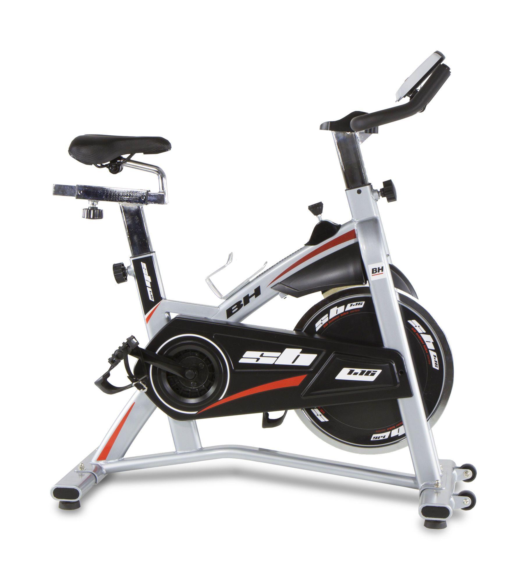 Afbeelding van BH Fitness Spinning bike SB1.16 met smartphone houder