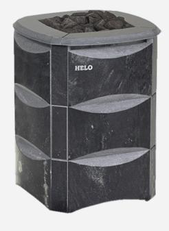 Afbeelding van Helo Seidankivi saunakachel 9 kW (externe besturing) - demo