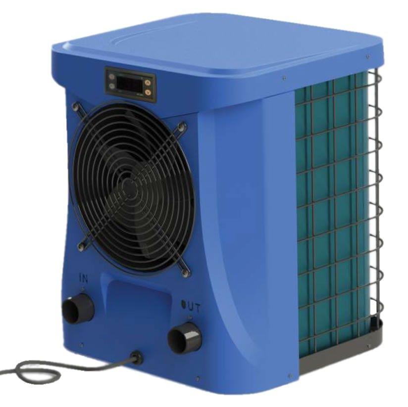 Afbeelding van Hot Splash Warmtepomp 2,4 kW - tot 10m3