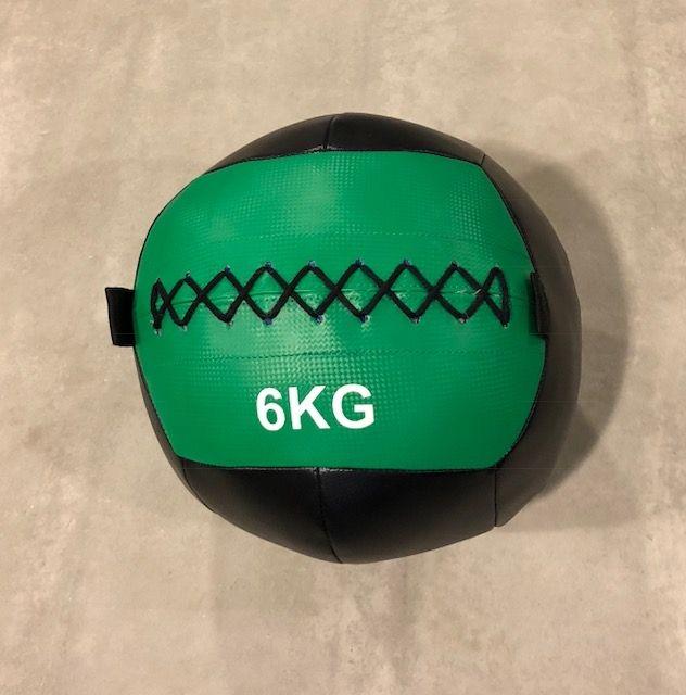 Afbeelding van Burn Gear Wall Ball | 6 kg