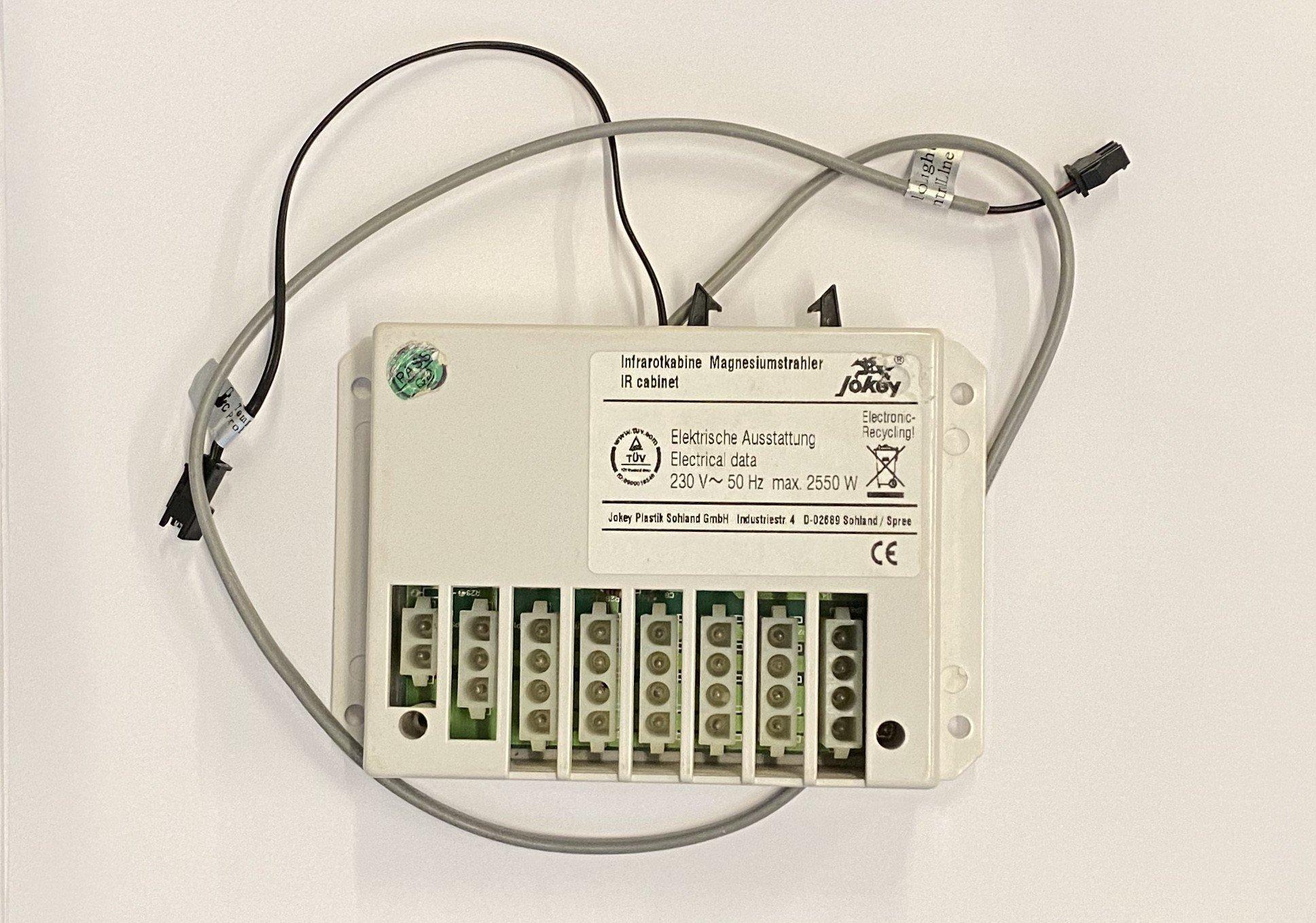 Afbeelding van Besturingskast voor Jokey infraroodcabine