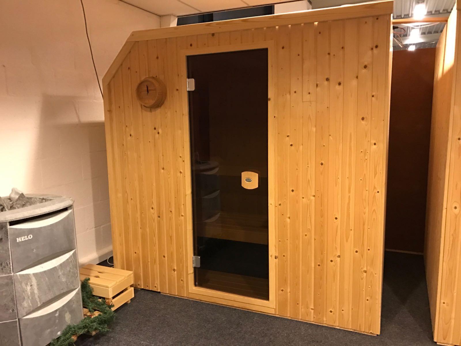 Afbeelding van VSB Finse Sauna, Balance 210 x 155 - DEMO