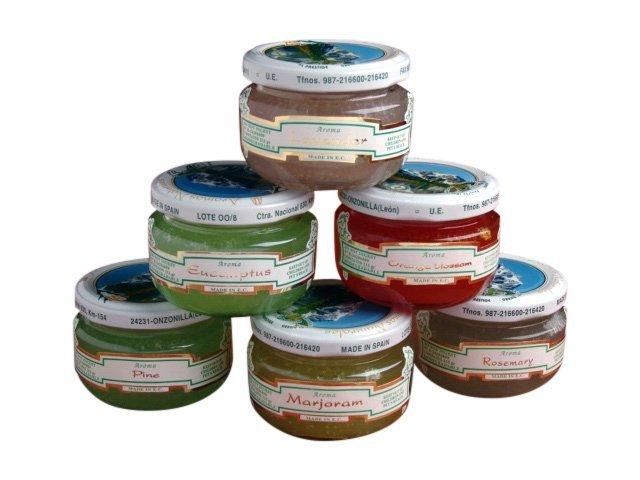 Afbeelding van Infrarood aromapot pakket 100 ml - 36 stuks
