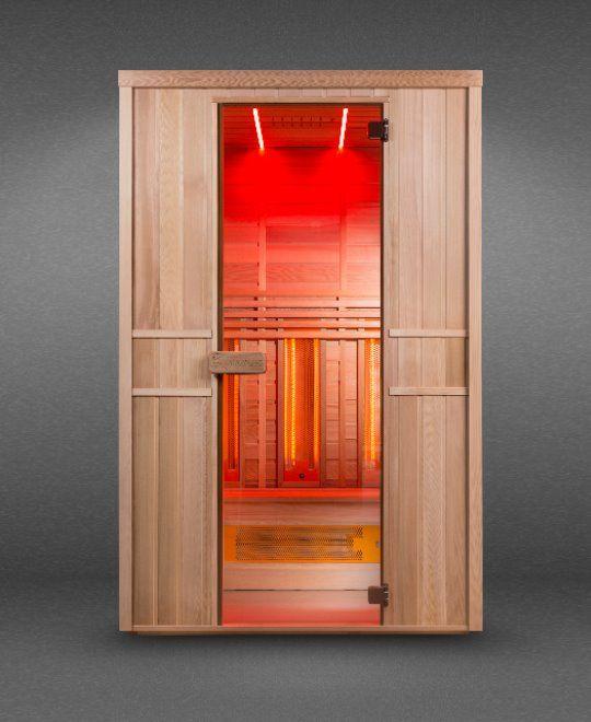 Afbeelding van Infrawave infrarood cabine 133 RR 2019 DEMO
