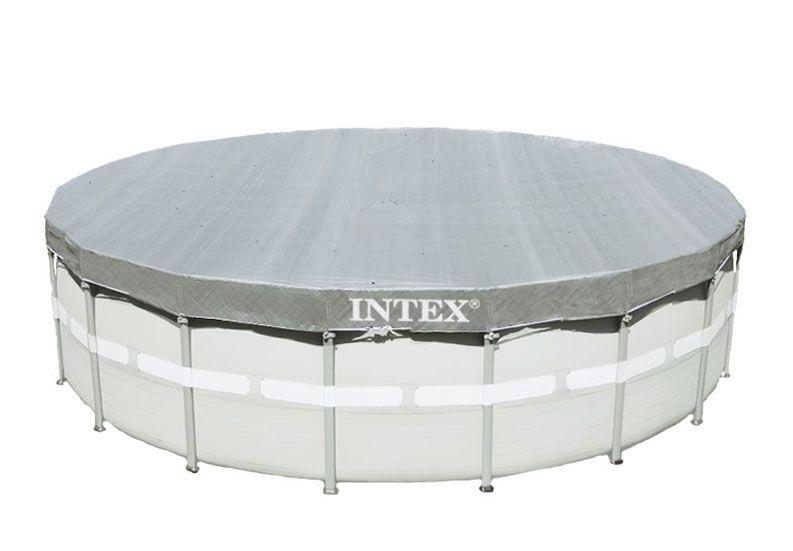 Afbeelding van Intex Deluxe Afdekzeil 488 cm