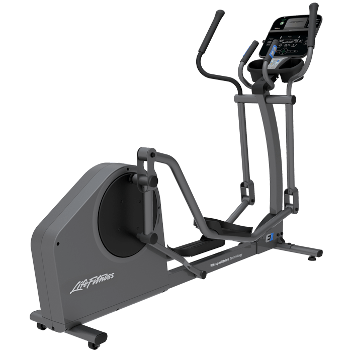 Afbeelding van Life Fitness E1 Crosstrainer Track Connect Console