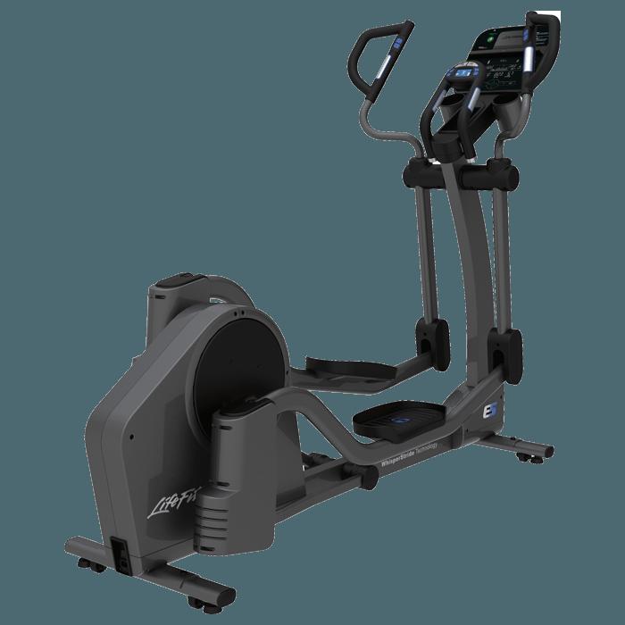 Afbeelding van Life Fitness E5 Crosstrainer Track Connect
