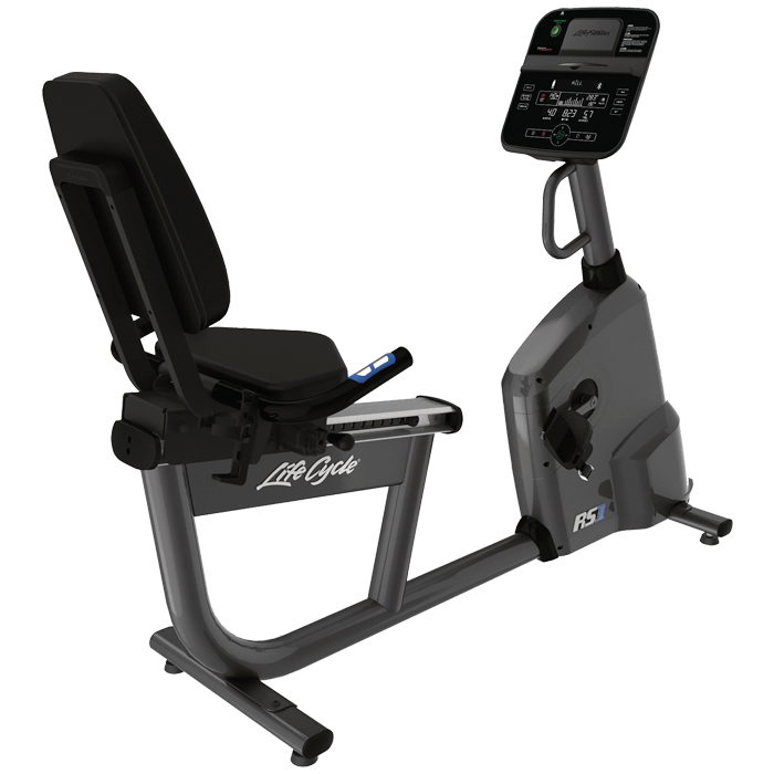 Afbeelding van Life Fitness Ligfiets RS1 met Track Connect Console