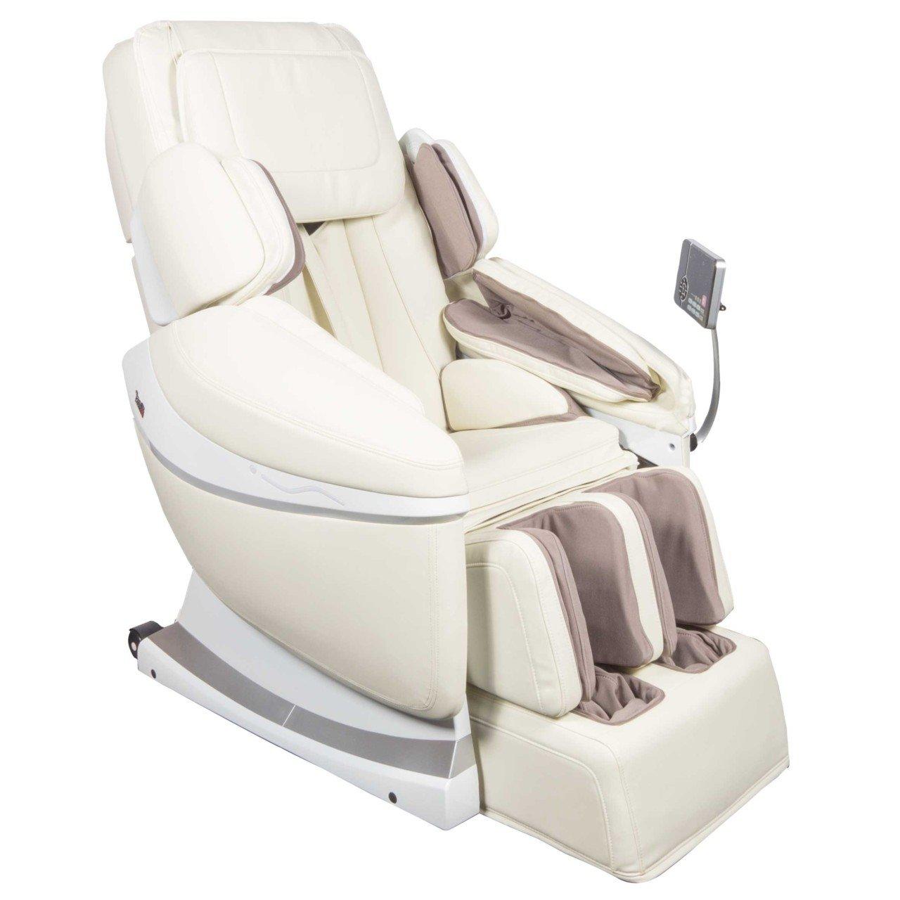 Afbeelding van Elektrische Massagestoel SL-A50 (wit)