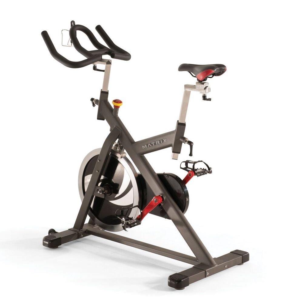 Afbeelding van Matrix Fitness Indoor Cycle ES