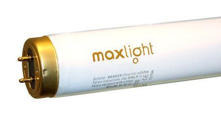Afbeelding van Maxlight 100W High Intensive Zonnebank / snelbruinlamp