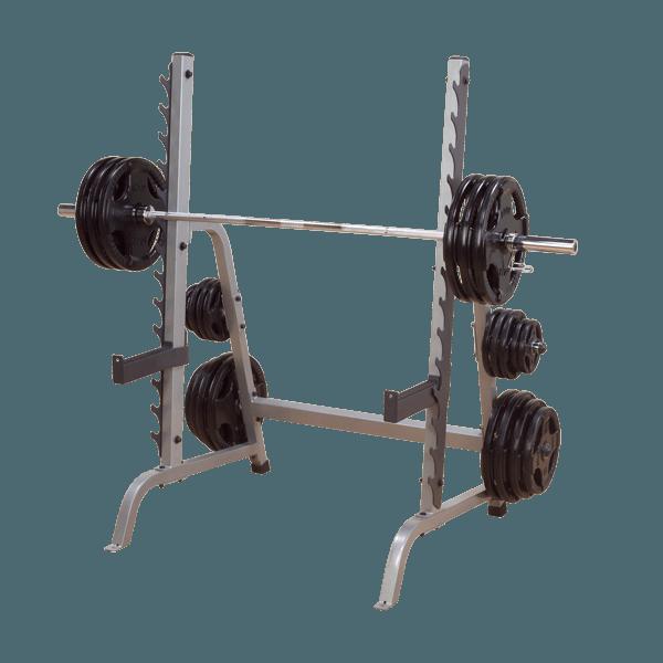 Afbeelding van Body-Solid Multi-Press Rack