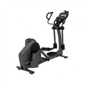 TE HUUR: Life Fitness E5 Crosstrainer Track+