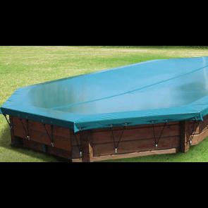 Walu Pool Woodstar veiligheidsafdekking (zwembad)