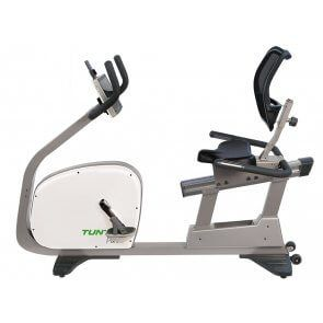 Tunturi Pure Bike R 10.1 Recumbent / Ligfiets Hometrainer - DEMO