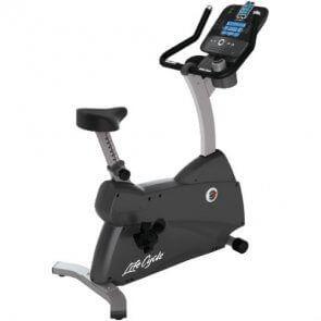 Life Fitness Hometrainer C3 met Track+ Console - Gebruikt