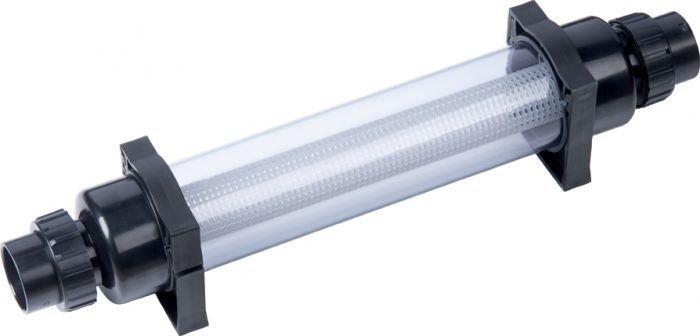 Afbeelding van Aquaforte voorfilter buis met koppelingen