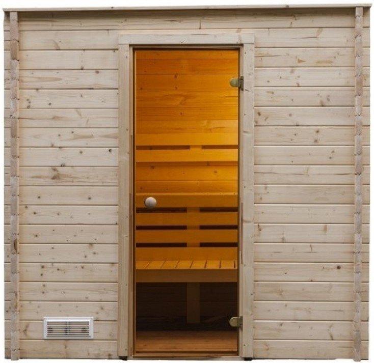 Afbeelding van Rhodos Binnen Sauna 215 x 215