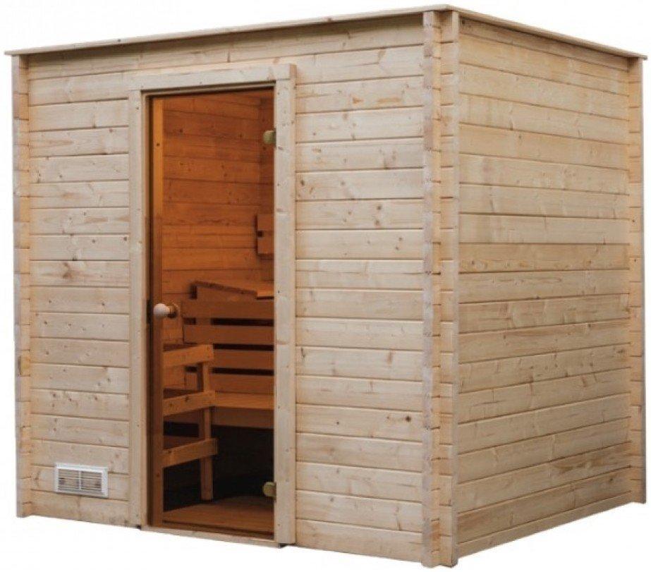 Afbeelding van Rhodos Binnen Sauna 215 x 178