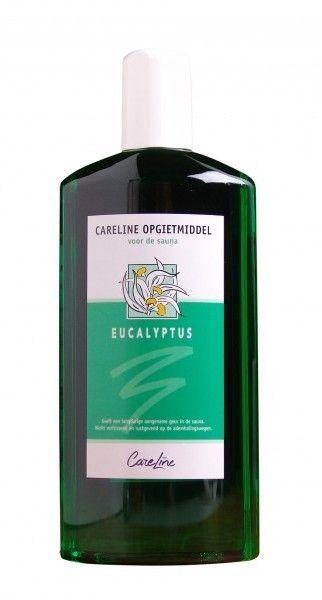 Afbeelding van Saunageur Eucalyptus, Careline 0,5 L