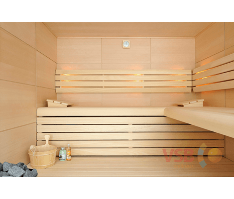 Afbeelding van VSB maatwerk Finse Sauna