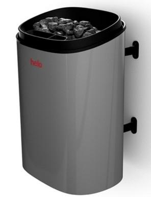 Afbeelding van Helo Fonda Grey DET saunakachel 9 kW (externe besturing) - demo