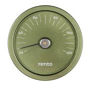Afbeelding van Rento sauna thermometer (Groen)