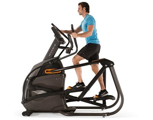 Afbeelding van Matrix Fitness Crosstrainer - Ascent A50