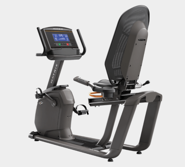 Afbeelding van Matrix Fitness ligfiets R50