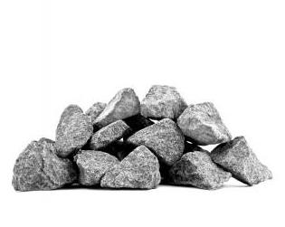 Afbeelding van Finse saunastenen 20 kg (5-10 cm)