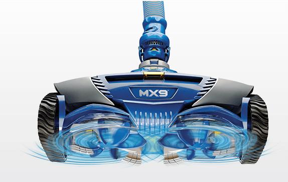 Afbeelding van Zodiac MX9 Hydraulische Zwembadreiniger