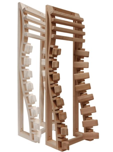 Afbeelding van Ergonomische rugleuning (cedar)