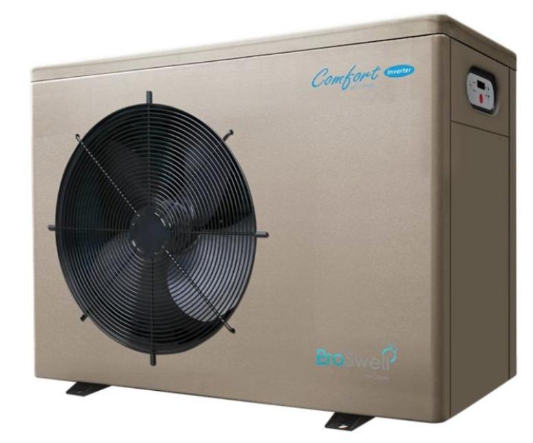 Afbeelding van Proswell Comfortline Inverter warmtepomp - 8 kW