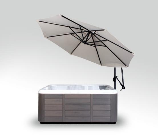 Afbeelding van Covervalet Parasol voor Spa