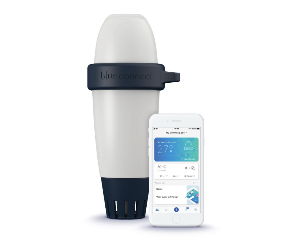 Afbeelding van Astral Blue Connect Watertester (White)