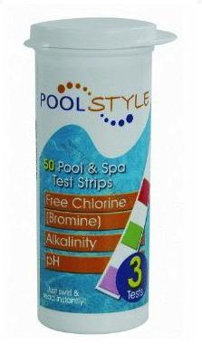 Afbeelding van Poolstyle Test Strips
