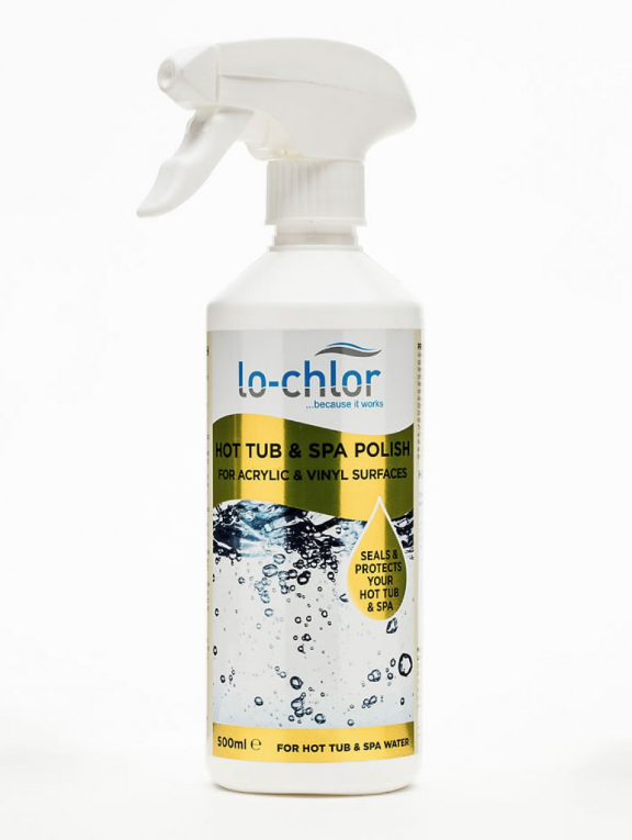 Afbeelding van Lo-Chlor Hot tub & Spa Polish
