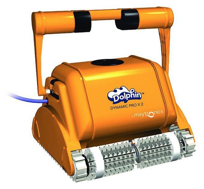 Afbeelding van Dolphin Pro 2X 230V zwembadrobot