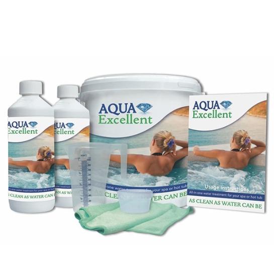 Afbeelding van Aqua Excellent waterbehandelingspakket