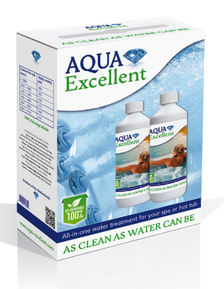 Afbeelding van Aqua Excellent Refill box