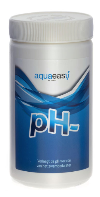 Afbeelding van Aqua Easy zwembad pH minus - 1,5 kg