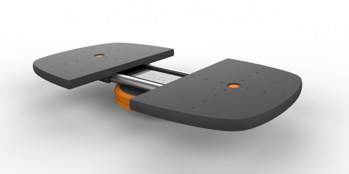 Afbeelding van Modern Movement M-Pad Balance Trainer