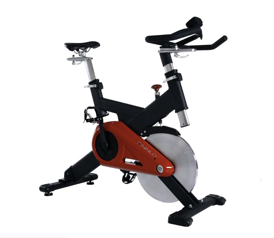 Afbeelding van Finnlo Maximum Speed Bike CRT - spinning fiets