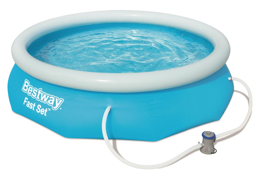Afbeelding van Bestway Fast Set zwembad - 244 x 66 cm