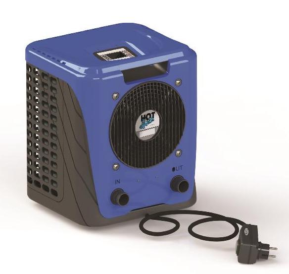 Afbeelding van Hot Splash Warmtepomp 3,5 kW - tot 15m3